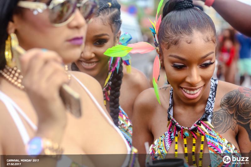 Carnival Monday 2017
