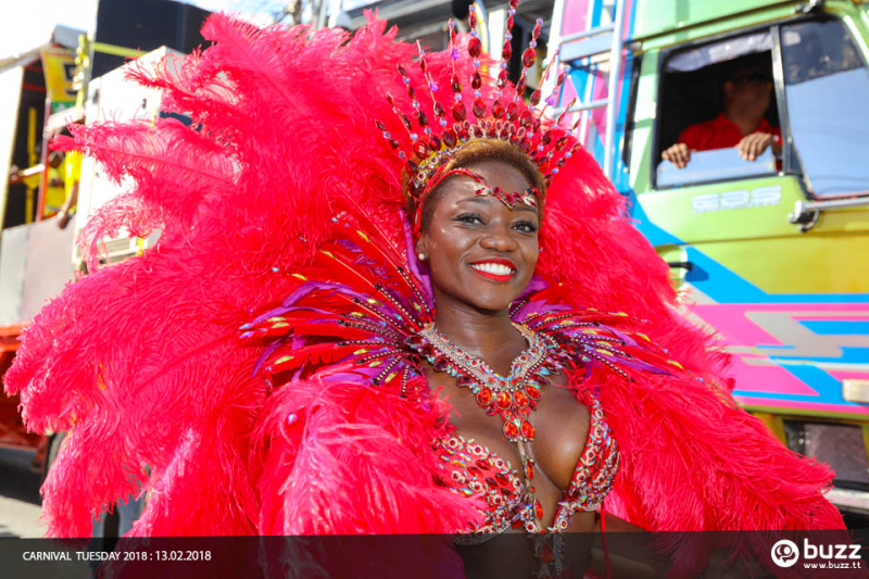 Carnival Tuesday 2018