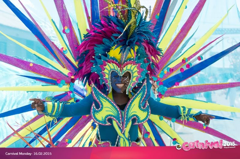 Carnival Monday 2015
