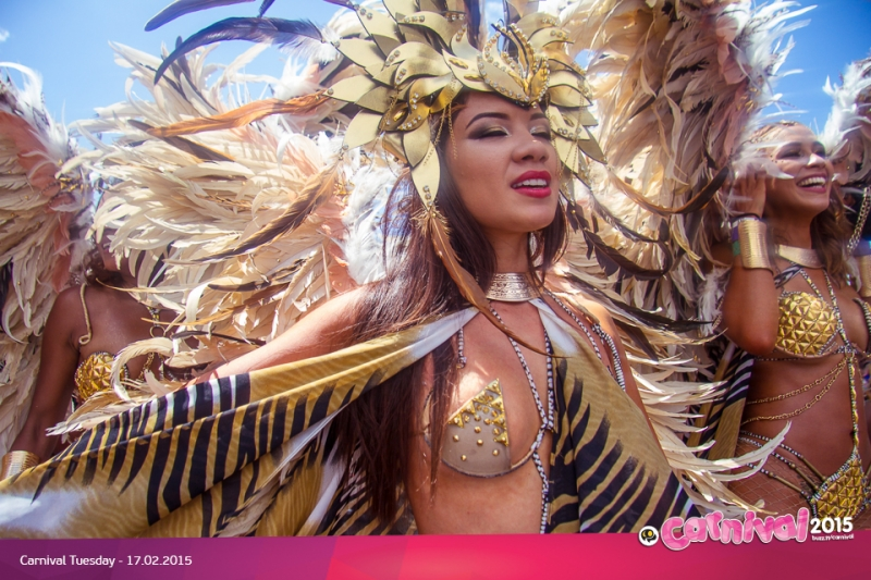 Carnival Tuesday 2015
