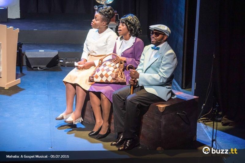 Mahalia: A Gospel Musical