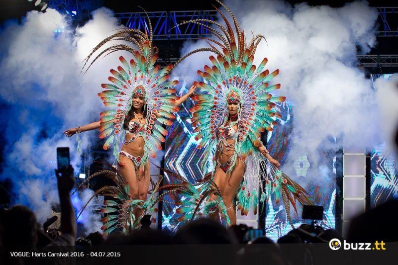 VOGUE: Harts Carnival 2016