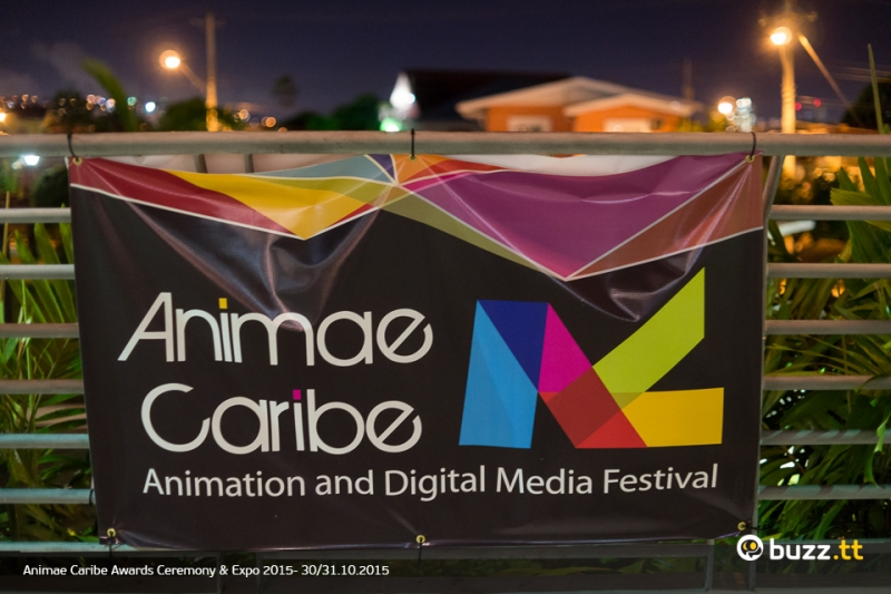 Animae Caribe Awards Ceremony & Expo 2015