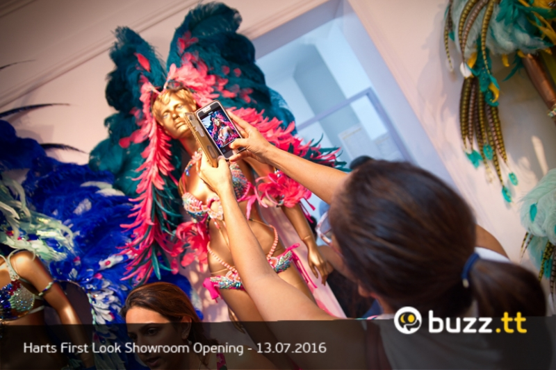 Harts First Look: Showroom Opening