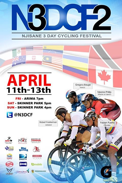 Njisane 3 Day Cycling Festival 2014