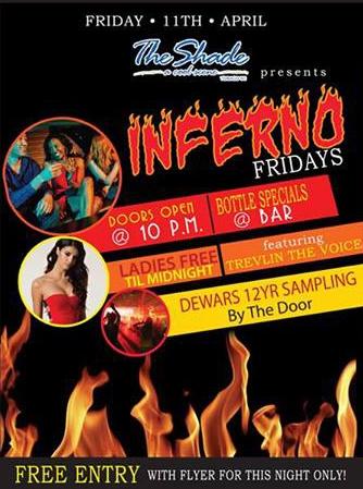 Inferno Fridays