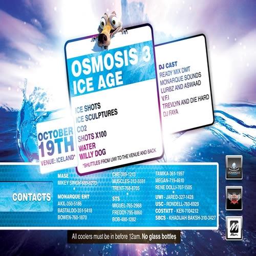 Osmosis 3 | Ice Age | #O3