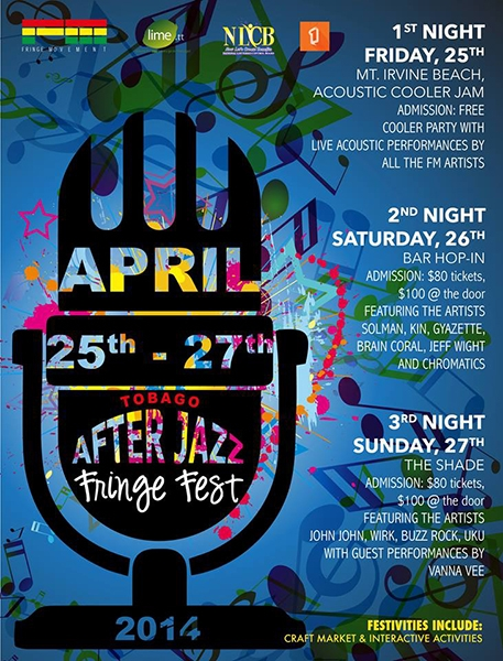 The After Jazz Fringe Fest 4