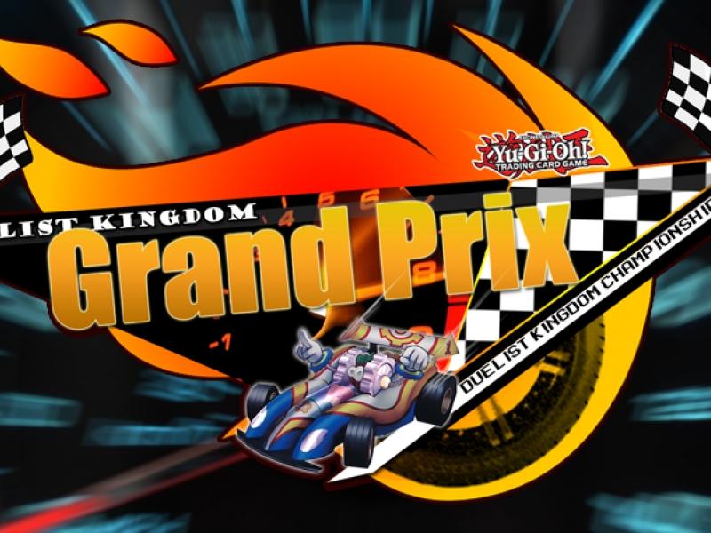 The Duelist Kingdom Championships 2014: The DK Grand Prix!