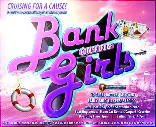 Bank Girls Cooler Cruise