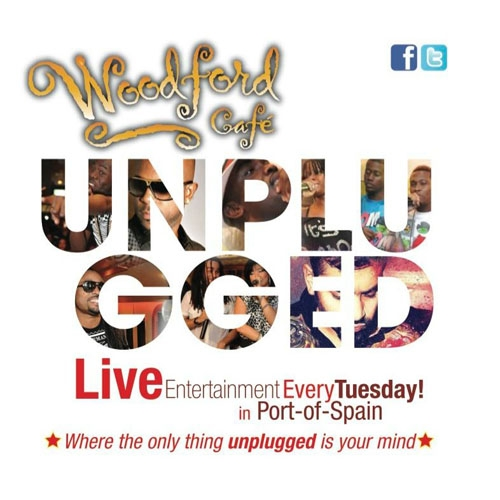 Unplugged Tuesdays! Charly Black