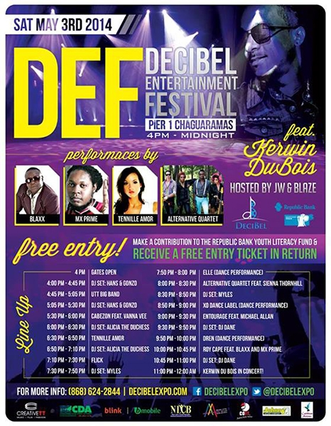 DEF - Decibel Entertainment Festival