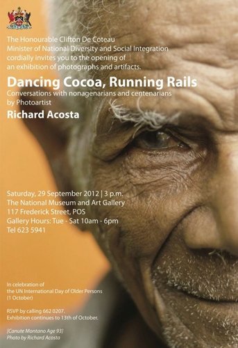 Dancing Cocoa, Running Rails