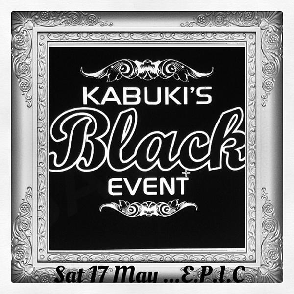Kabuki's Black Event