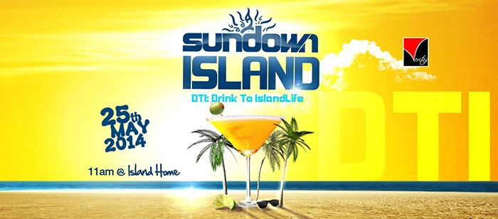 Sundown Island: Drink To IslandLife