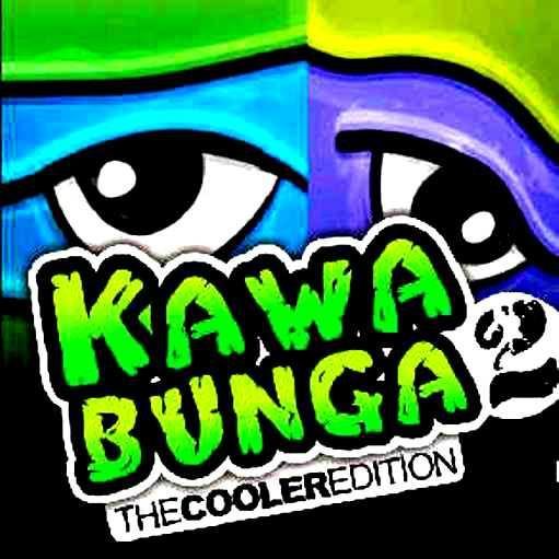 Kawabunga 2: The Cooler Edition