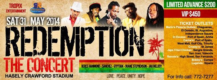 Redemption: The Concert