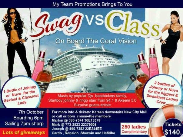 Swag vs Class