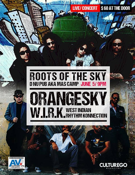 Roots Of The Sky