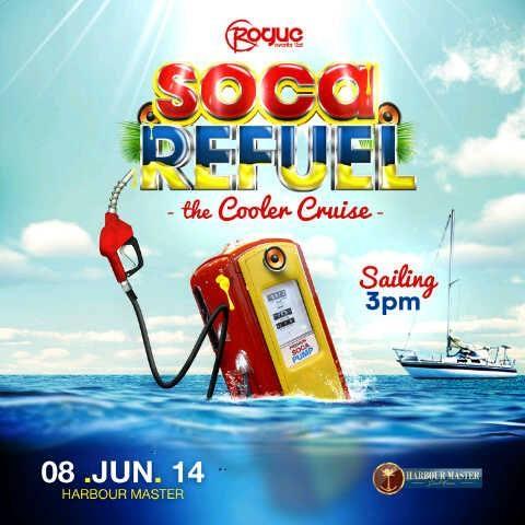 Soca Refuel The Cooler Cruise