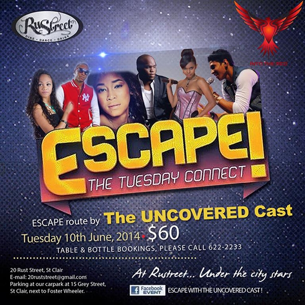 ESCAPE: The Tuesday Connect