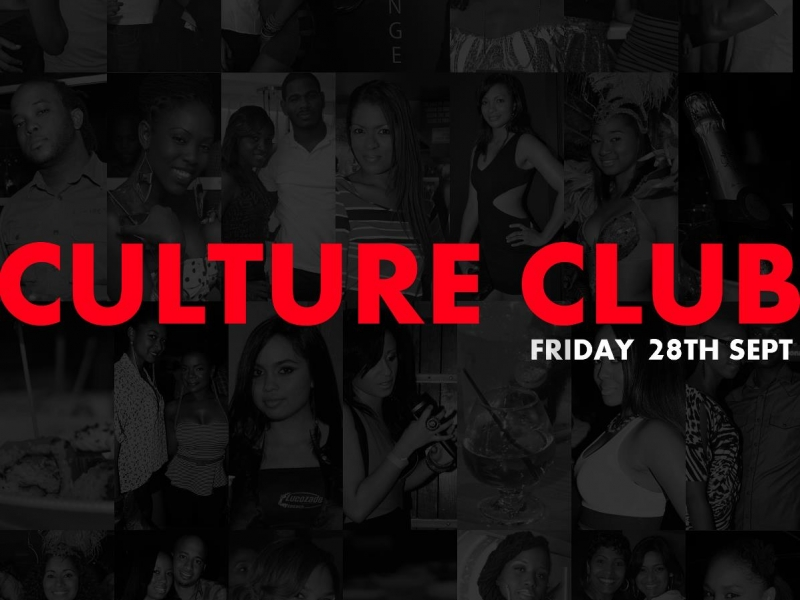 The Culture Club featuring Benjai