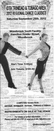 IDTA Trinidad & Tobago Area 2012 Regional Dance Classics