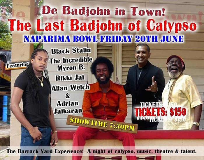 De Badjohn In Town
