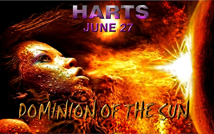 Harts Carnival 2015 Band Launch: Dominion of the Sun