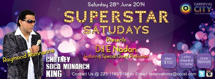 Superstar Saturdays: Dil E Nadan and Taneque