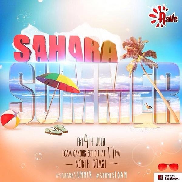 Sahara Summer