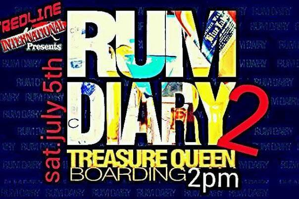 Rum Diary 2 Cooler Cruise