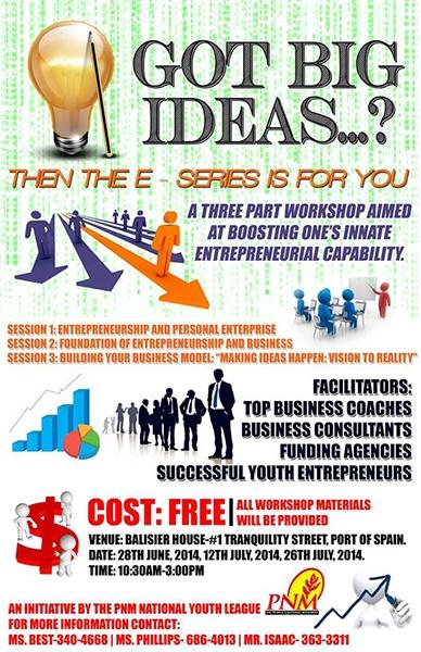 E-Series Workshop