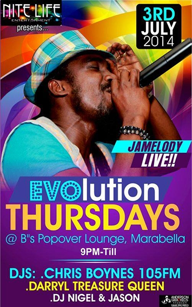 Evolution Thursdays