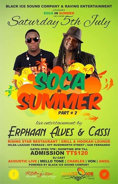 Soca In Summer Part 2