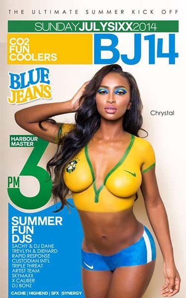 Blue Jeans Summer '14