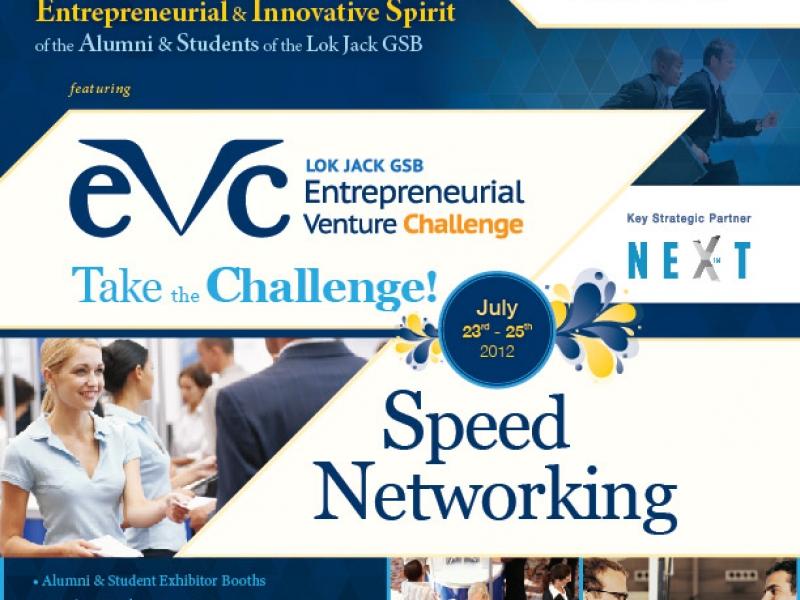 Arthur Lok Jack GSB Business Showcase 2012