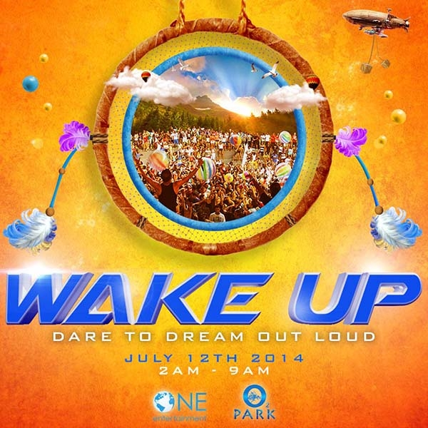 Wake Up: Dare To Dream Out Loud