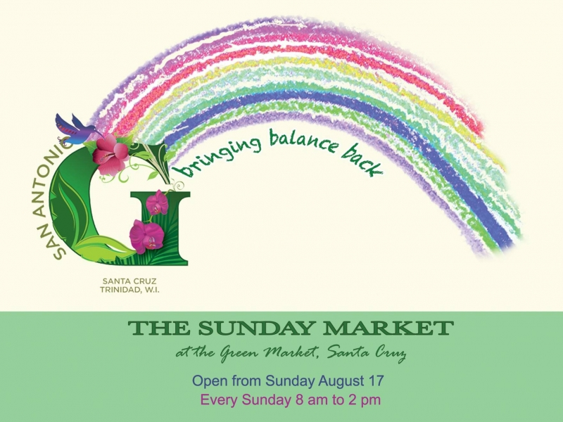 The Sunday Market: Bringing Back Balance