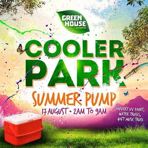Cooler Park Summer Pump!