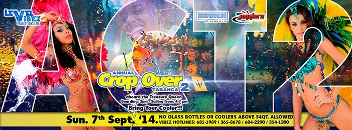 ACT 2 (Annual Cropover Tabanca) Cooler Cruise