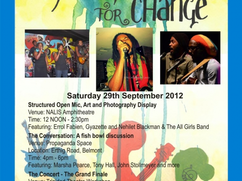 100 Thousand Poets & Musicians For Change