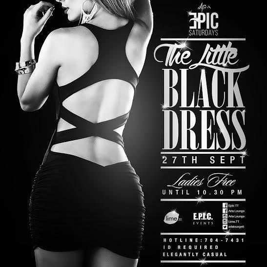 EPIC Saturdays: Little Black Dress II