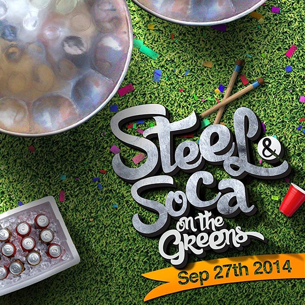 Steel & Soca On The Greens