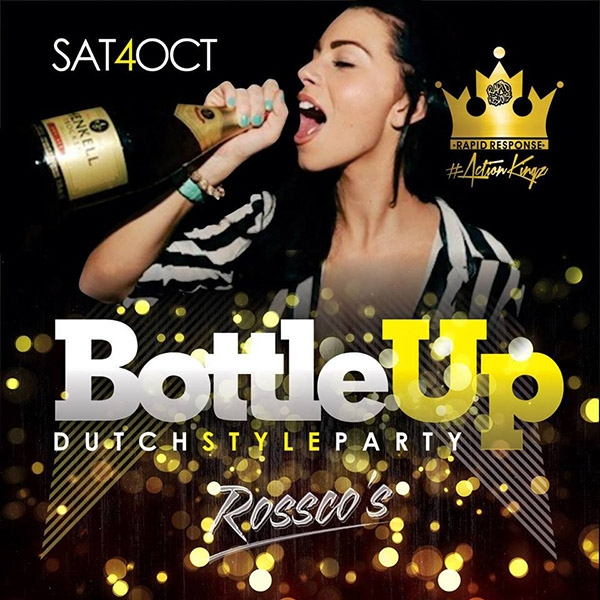 Bottle Up: Dutch Style Party