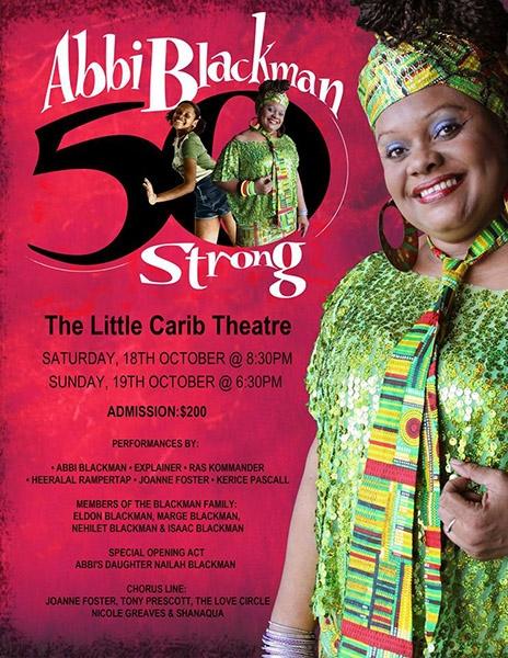 Abbi Blackman: 50 Strong