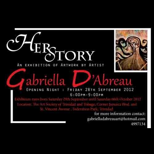 HerStory by Gabriella D'Abreau