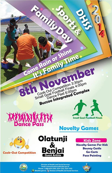 THA Division of Health and Social Services Sports & Family Day 2014
