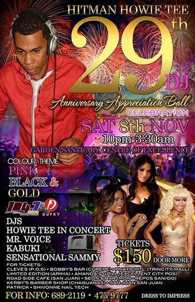 Hit Man Howie Tee's 29th DJ Anniversary Celebration