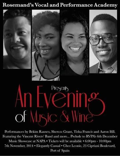 A Night of Music and Wine